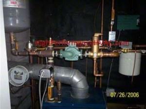 Boiler Zone Heating Circulation Problem
