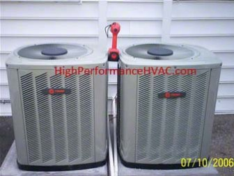 Trane Versus Carrier Air Conditioners - HVAC Heating and Cooling