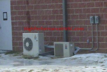 Air Conditioner Types   HVAC Cooling