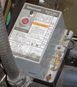 HVAC Honeywell Oil Burner Ignition Control