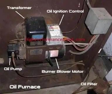 Oil Controls | Burner