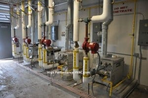 Boiler Combustion Efficiency | HVAC Heating Systems