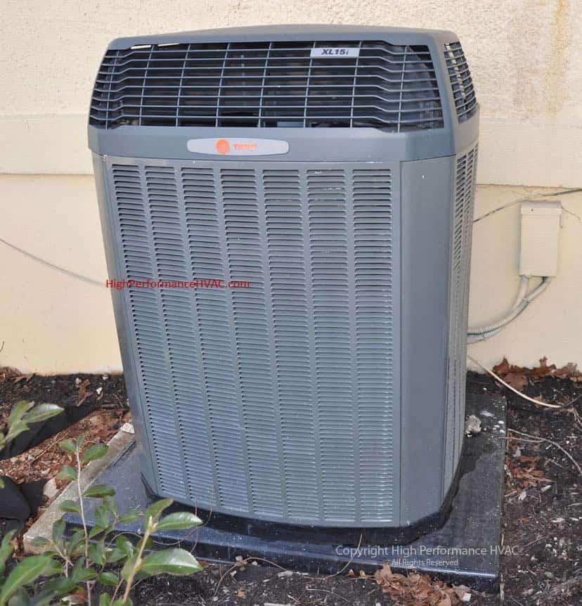 Trane Xl15i Heat Pump Wiring Diagram. . Wiring Diagram on