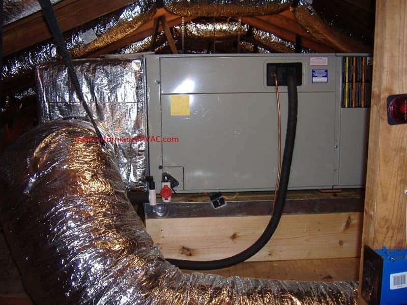 Air Handler Attic High Performance Hvac Heating Amp Cooling