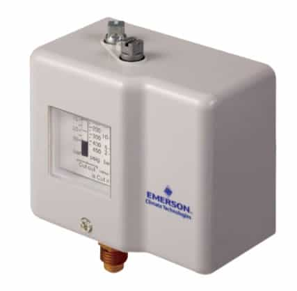 Refrigeration Pressure Switches HVAC AC and Heat Pumps