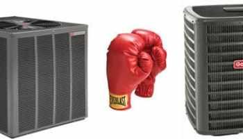 Goodman versus Trane Air Conditioners [AC Brand Quality