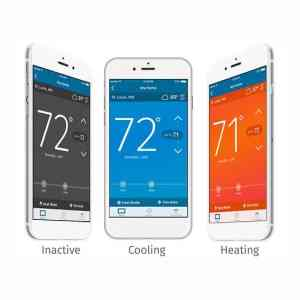 App Control Emerson Sensi Thermostat Reviews