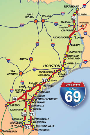 Does the Trump 'infrastructure' plan include this new ... I Corridor Map on i-69 tenn map, highway 69 map, i-69 road map, us interstate highway system, i 11 proposed route map, i-69 texas, proposed interstate highway map, i-69 mississippi, i-69 highway, i-269 mississippi map, i-69 indiana, i-69 expansion, interstate 69 map, i-69 maps kentucky, i-69 map arkansas, proposed interstate highways, interstate sioux falls map,