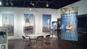 The Big Easel Project Exhibit