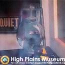 High Plains Museum | R002 Kerosene lantern