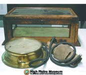 High Plains Museum | P008 Sphygmomanometer