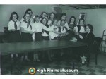 High Plains Museum | PM215ORGAN Campfire Girls