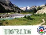 2006 Highpointers Calendar