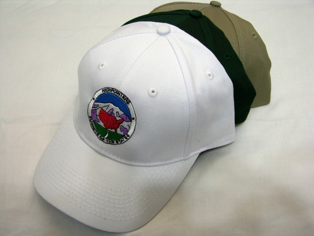 Ball Cap – Various colors with Club logo