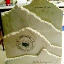 Jack Longacre - 2002 Highpointer Cum Laude Winner