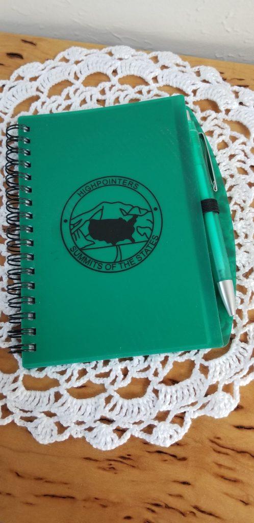 Highpointer Notebook & Pen