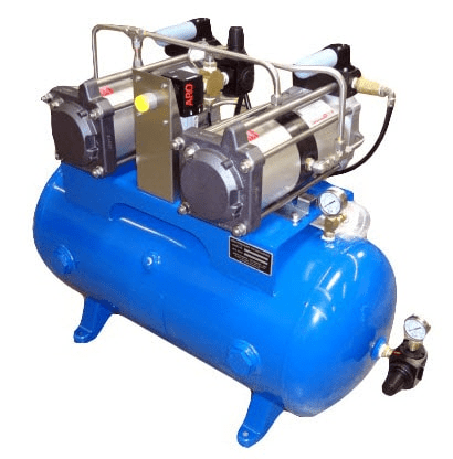 HPT's High Flow, Dual Booster, Air Pressure Amplifier System
