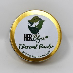 Herblyss Black Charcoal Teeth Whitener