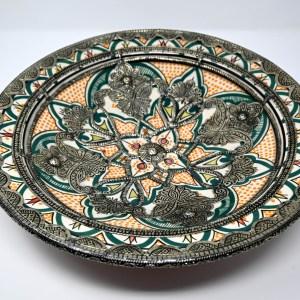Handmade Morrocan Plates