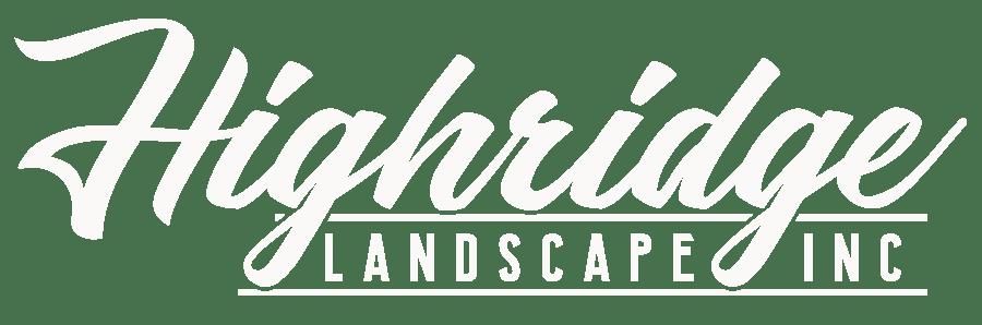 highridge landscape logo