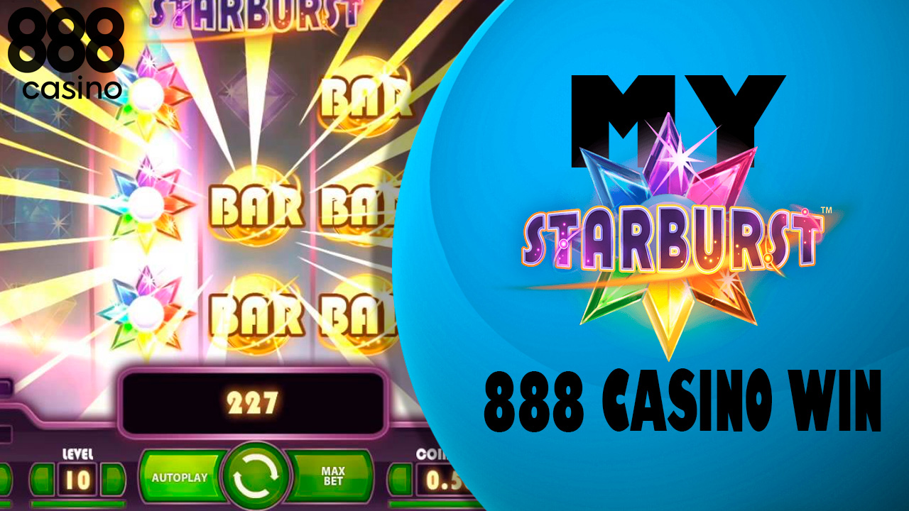 Starburst Real Money Win 3700 Euros My Favorite Slot From 888