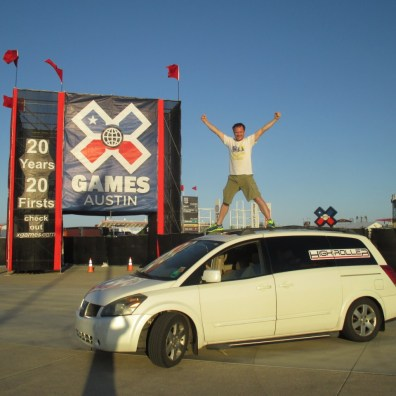 High Roller at X Games Austin