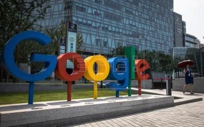 El «doodle» de Google recrea con Collins los 50 años de la llegada a la Luna