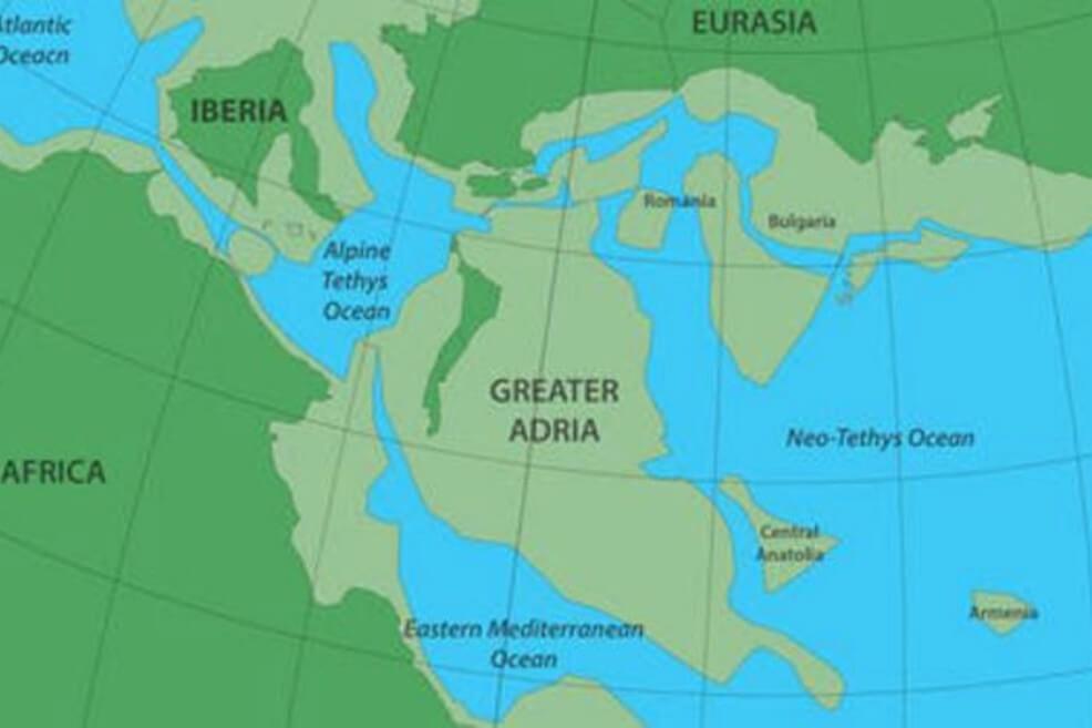 Reconstruyen la historia de un continente bajo Europa