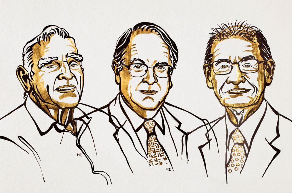 Nobel de química para tres científicos claves para las baterías de dispositivos móviles