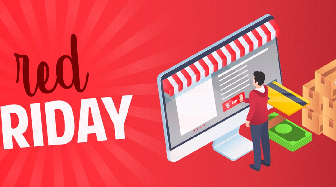Ofertas Red Friday: Especial «Día del Soltero»