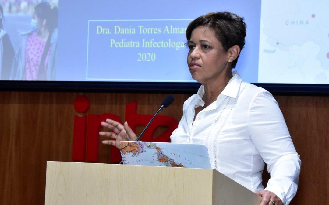 Infectóloga y epidemióloga del INTEC llaman a la sociedad dominicana a mantener la calma ante coronavirus