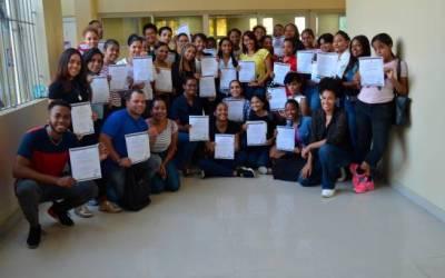 Culmina curso de Actualización ortográfica en la UASD