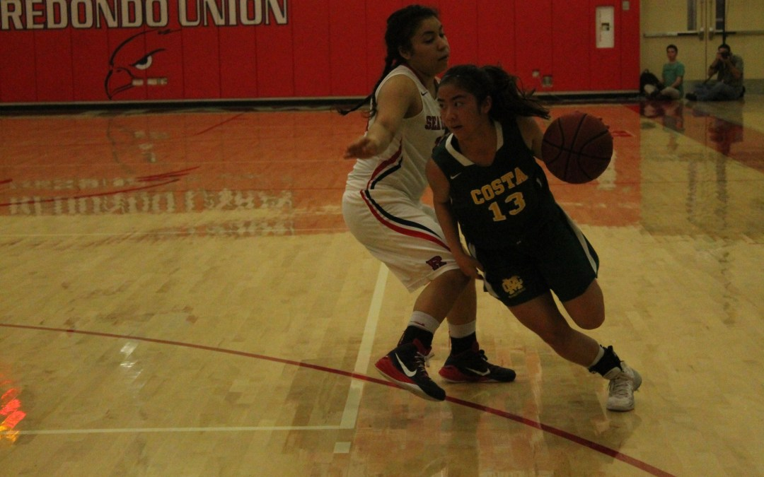 Mustangs girls basketball falls to Seahawks, 46-31, in CIF State