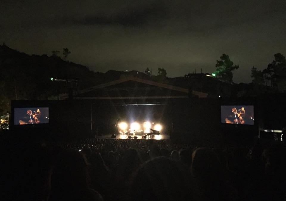 Review: Damien Rice live at The Greek — a lonely thunder