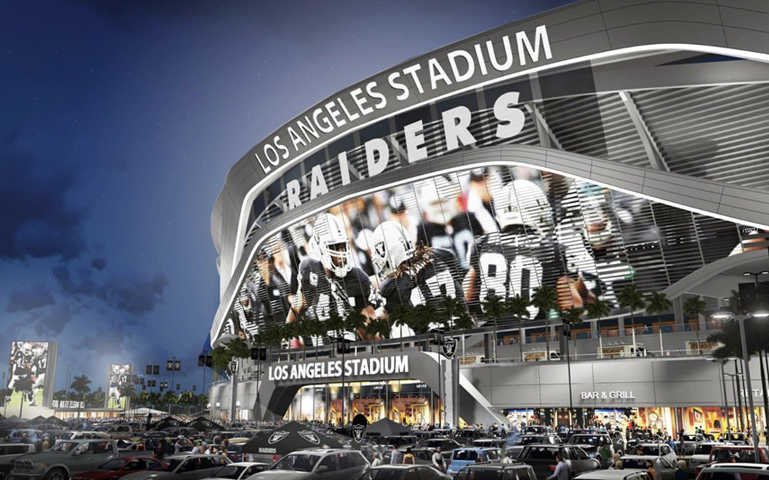 Which NFL team do you want to move to Los Angeles?