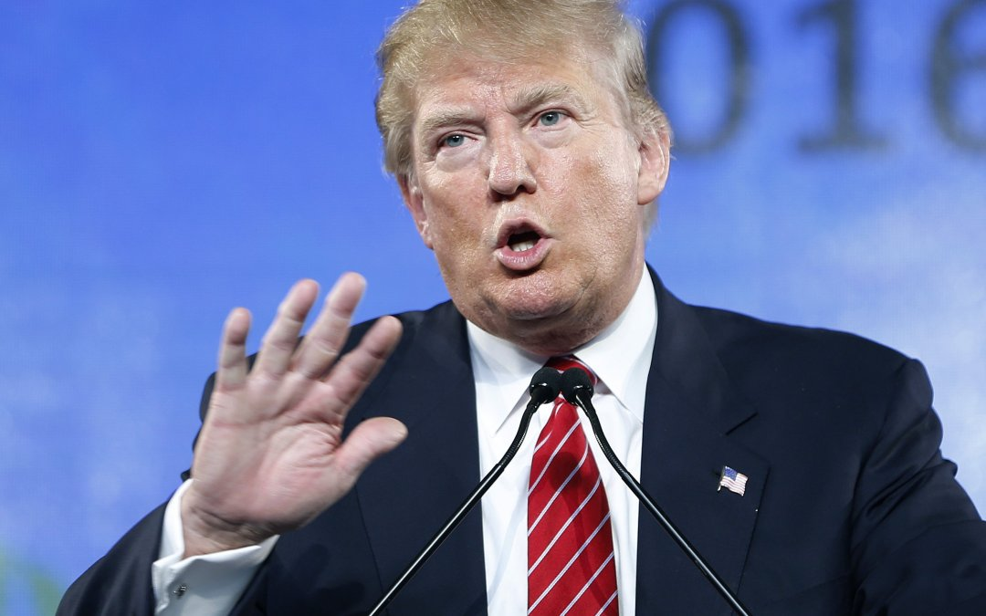 Is Donald Trump a viable presidential candidate? (poll)