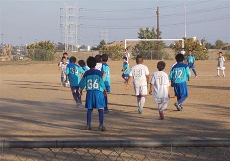 Lack of soccer fields a problem in Northeast Los Angeles