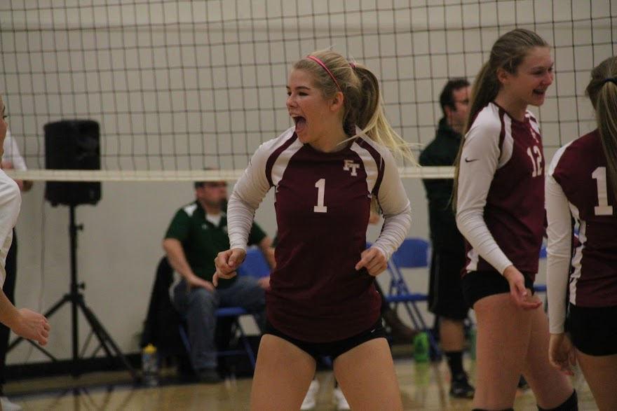 Foothill girls' volleyball conquers Thacher, advances to CIF playoffs