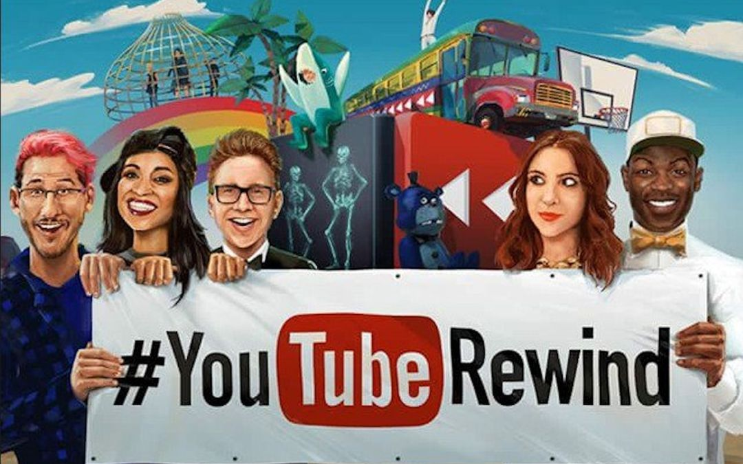 Now watch me 2015: #YouTubeRewind 2015 reminds us of memorable memes and moments