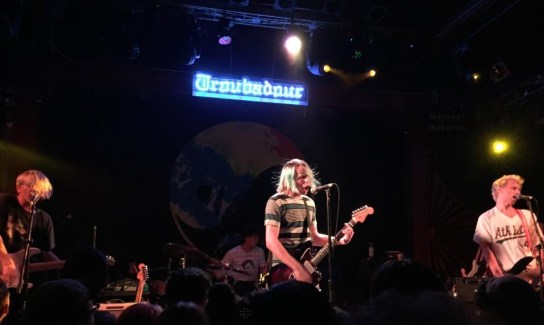 SWMRS at the Troubadour