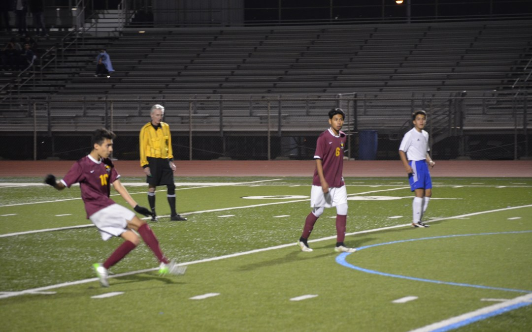 Ontario Soccer cruises past rival Montclair in Mt. Baldy League play