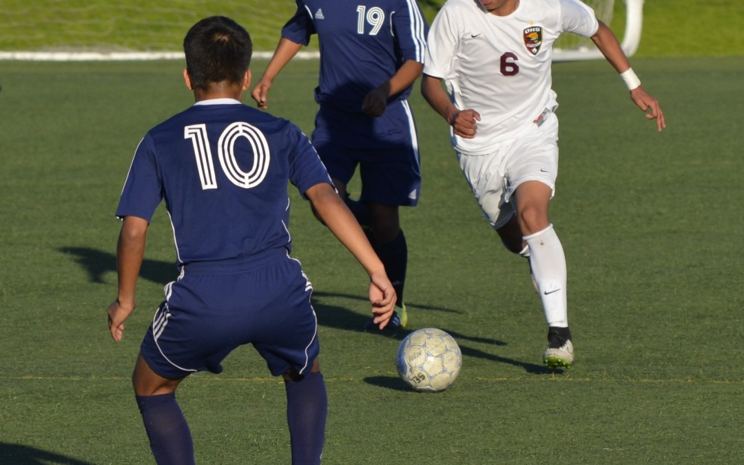 Ontario boys soccer beat Montclair 3-0 in final game before CIF playoffs