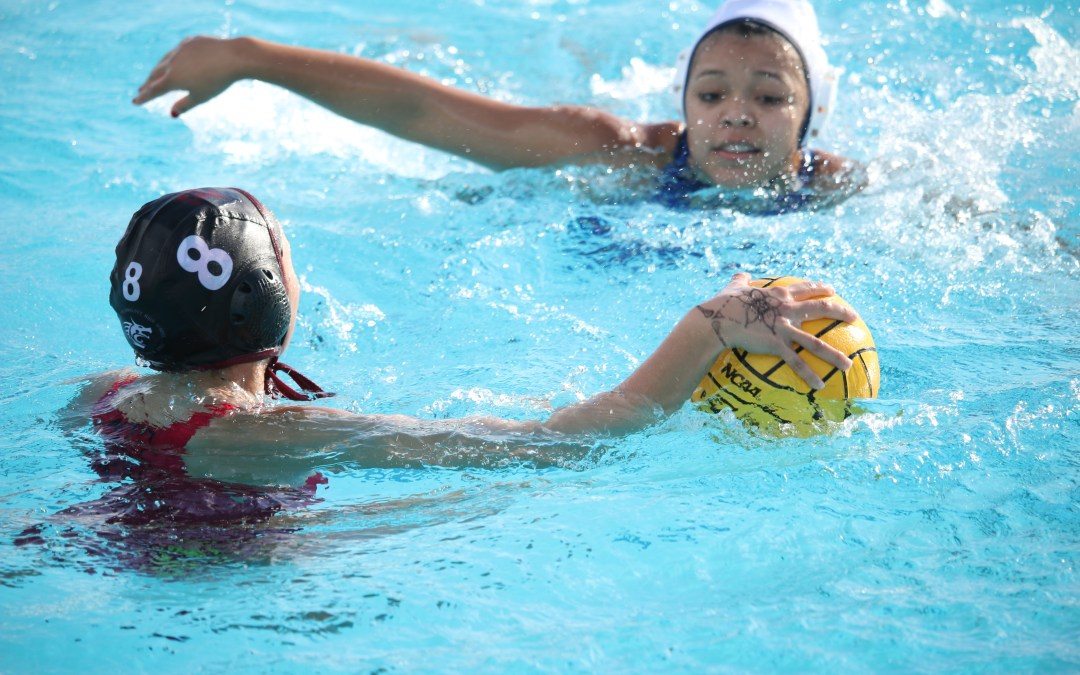 Girls' water polo obliterates Fillmore, 14-0, at third home game