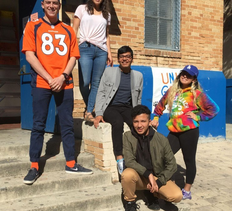 University High ASB officers take action this semester