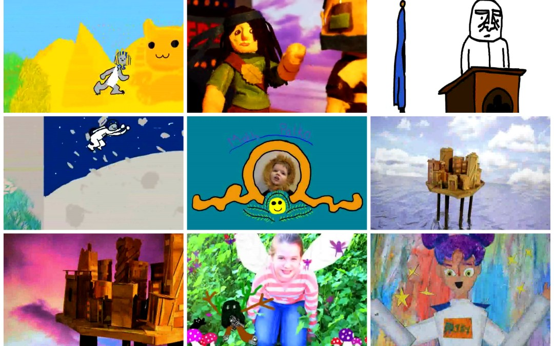Whimsy, wonder and wisdom in 30 weeks of student animation