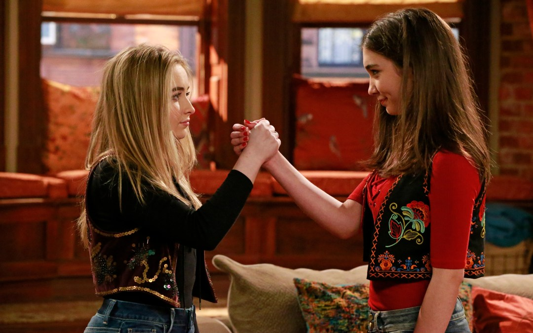 The girls of 'Girl Meets World' talk friendship, paint fights, and catcalling