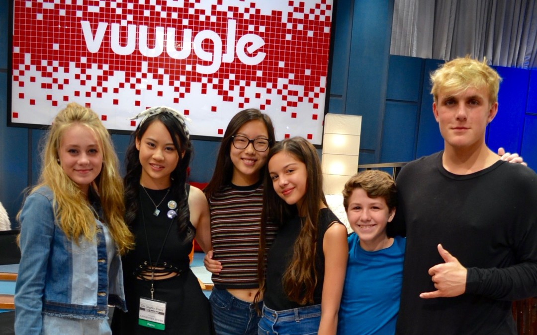 Video: On set interview with the cast of Disney Channel's 'Bizaardvark'