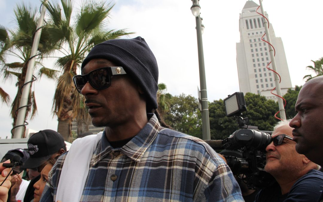 Snoop Dogg and The Game emphasize the power of youth