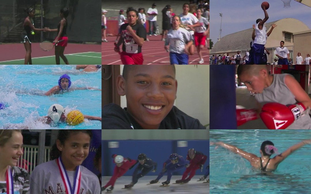 Not all champions wear medals: Team USA on the LA84 Foundation