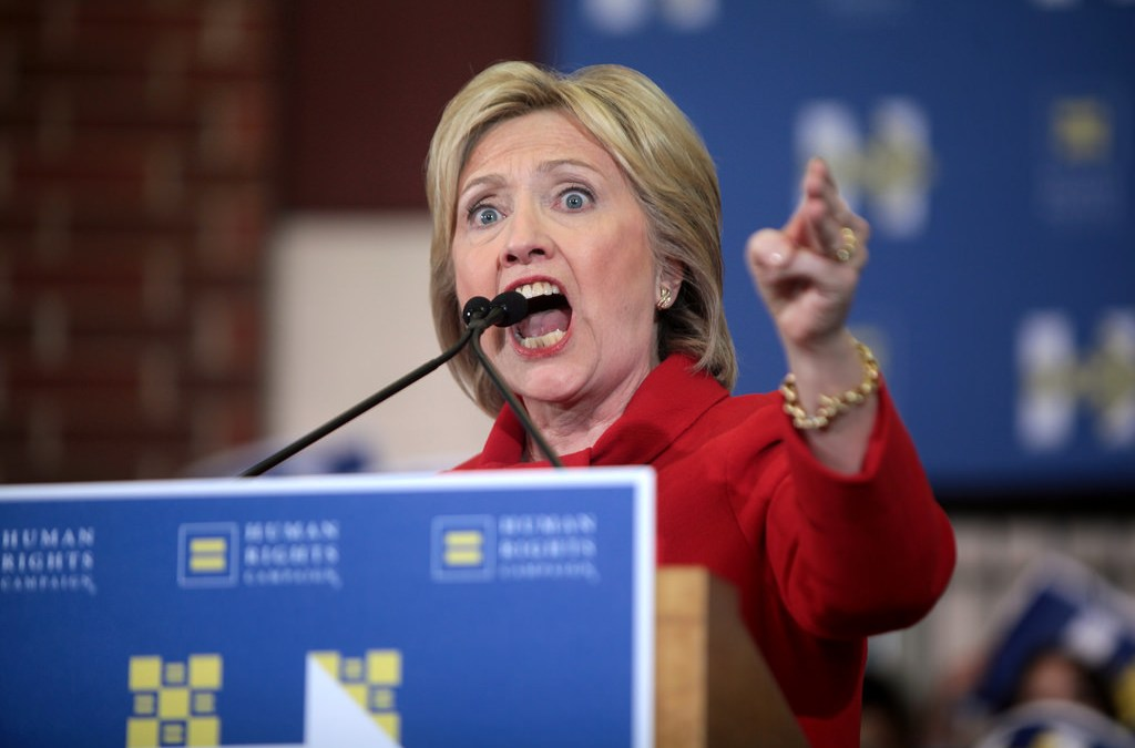 Unfit to be our president: Hillary Clinton